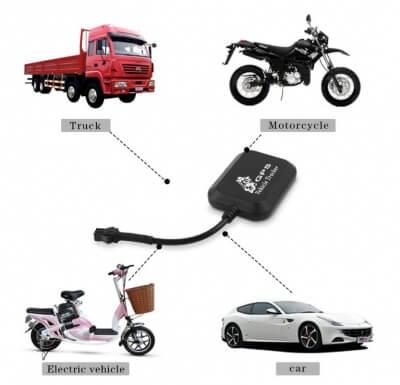 Мини-lbs + sms/gprs трекер сигнализация для вашего транспортного средства